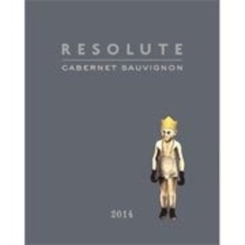 Resolute Aerena Cabernet Sauvignon 2016 Red Hills of Lake County, California