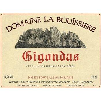 Dm Bouissiere Domaine La Bouissiere Gigondas 2015<br /> Rhone, France<br /> 91pts-WA