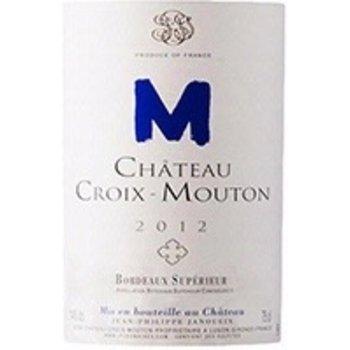Ch Croix-Mouton Chateau Croix Mouton Bordeaux Superieur 2012<br /> Bordeaux, France