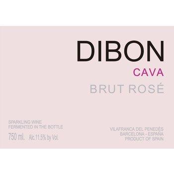 Dibon Dibon Brut Rose Cava<br /> Barcelona, Spain