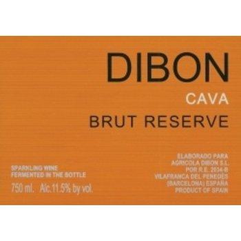 Dibon Dibon Sparkling Cava Brut Reserve 2011<br />Spain