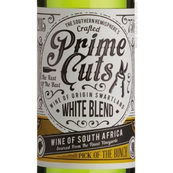 Prime Cuts White 2016<br /> Swartland, South Africa