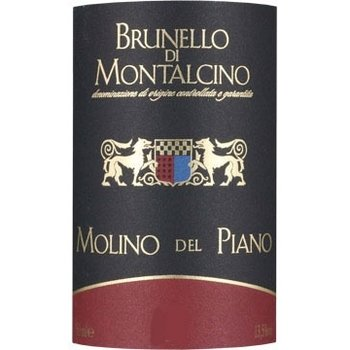 Molino Del Piano Molino Del Piano Brunello Di Montalcino 2012  <br /> Tuscany, Italy