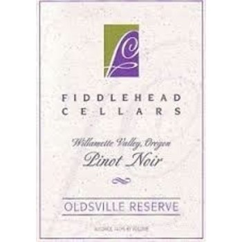 FiddleHead Cellars FiddleHead Cellars Oldsville Pinot Noir 2012<br />Willamette Valley, Oregon