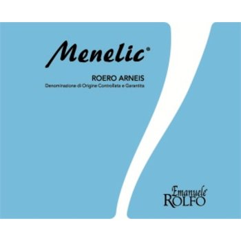 Emanuele Rolfo Menelic Arneis 2013<br /> Piedomt, Italy