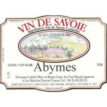 Dm Labbe Domaine Labbe Abymes 2016<br />Loire, France