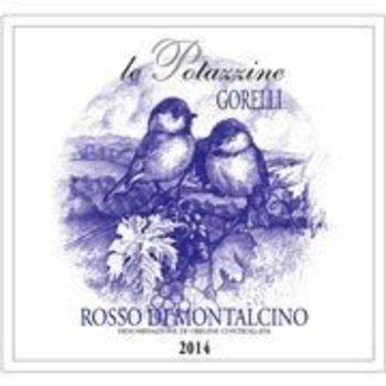 Le Potazzine Potazzine Rosso di Montalcino 2014<br /> Italy