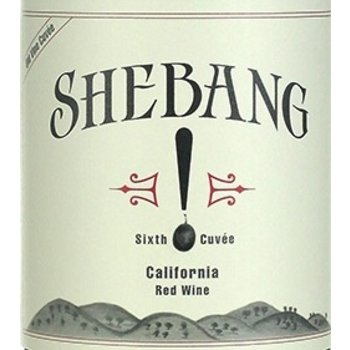 Bedrock Bedrock Wine Comapny &quot;Shebang&quot; Seventh Cuvee Red Blend<br />