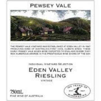 Pewsey Vale Pewsey Vale Eden Valley Dry Riesling 2015  Australia   96pts-JS, 90pts-WS