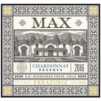 Errazuriz Errazuriz Max Chardonnay 2016 Chile