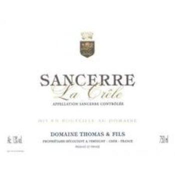 Dm Thomas &amp; Fils Thomas &amp; Fils La Crele Sancerre 2015<br />Loire, France