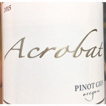 King Estate King Estate Acrobat Pinot Gris 2015<br />