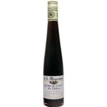 Massenez G.E.Massenez Creme de Cassis  de Dijon, 375ml<br />France<br />Dessert Wine