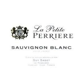 La Petite Perriere Guy Saget La Petite Perriere Sauvignon Blanc 2016<br />Loire, France