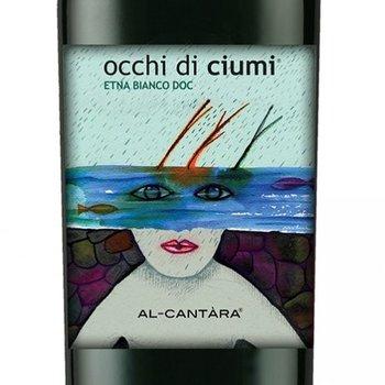 Al-Cantara Occhi di Ciumi Etna Bianco 2016<br /> Sicily, Italy