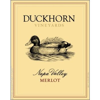 Duckhorn Duckhorn Vineyards Merlot 2013  <br /> 375ml Half Bottle<br />Napa Valley, California<br /> 90pts-WS