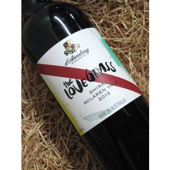 d&#039;Arenberg d&#039;Arenberg the Love Grass Shiraz 2013<br /> McLaren Vale, Australia