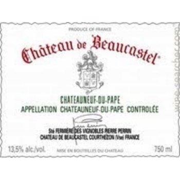 Ch Beaucastel Beaucastel Chateauneuf-Du-Pape 2014   <br /> Rhone, France