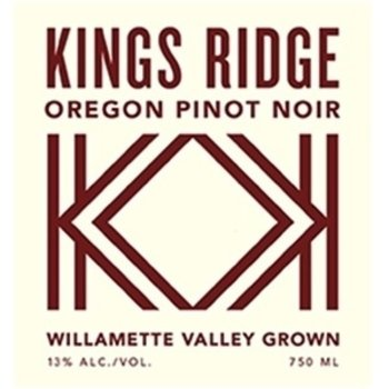 Kings Ridge Kings Ridge Pinot Noir 2015<br />