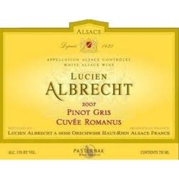 Lucien Albrecht Lucien Albrecht Pinot Gris 2015<br />Alsace, France