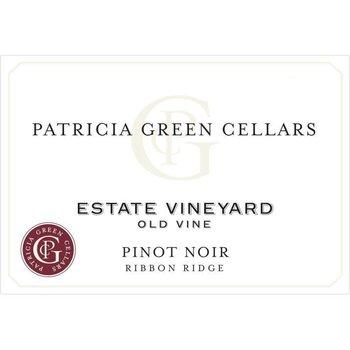 Patricia Green Patricia Green Cellars Pinot Noir Estate 2015<br />Ribbon Ridge, Oregon