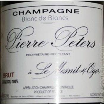 Pierre Peters Pierre Peters &quot;Cuvée de Réserve&quot; Blanc de Blancs Brut Champagne<br />Champagne, France<br />92pts-RP