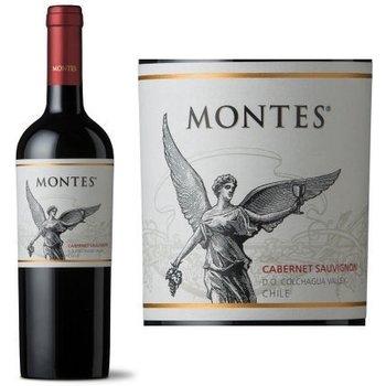 Montes Viña Montes Classic Cabernet Sauvignon 2015<br />Colchagua Valley, Chile
