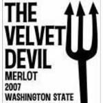 Charles Smith Charles Smith Velvet Devil Merlot 2016   Washington