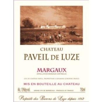 Ch Paveil De Luze Ch Paveil de Luze Margaux 2014 Bordeaux, France