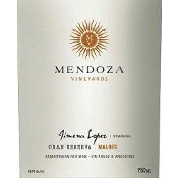 Mendoza Vineyards Mendoza Vineyards Gran Reserva Malbec 2013<br />Mendoza, Argentina  <br /> 91pts-JS, 90pts-WA