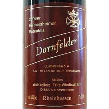 Heimersheimer Rotenfels Heimersheimer Rotenfels Dornfelder 2016<br />Rheinhessen, Germany