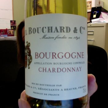 Bouchard Paul Bouchard &amp; Ci Bourgogne Chardonnay 2015<br />