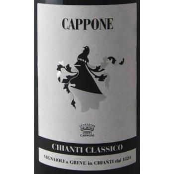 Cappone Cappone Chianti Classico 2014<br />Chianti, Italy