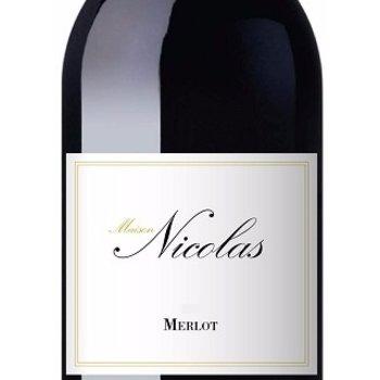 Maison Nicolas Maison Nicolas Merlot 2015<br /> Southwest, France
