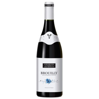 Duboeuf George Duboeuf Brouilly Flower 2015<br />Beaujolais, France