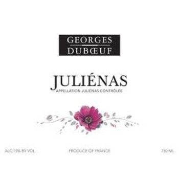 Duboeuf George Duboeuf Flowers Julienas 2015<br /> Beaujolais, France