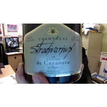 Charles de Cazanove Stradivarius Blanc de Noirs Reserve Brut<br /> Champagne, France