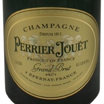 Perrier-Jouet Perrier Jouet Grand Brut Non-Vintage Champagne<br />91pts-WS<br />Champagne, France