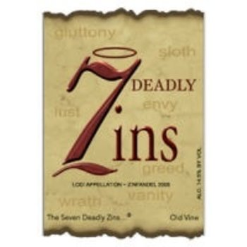 Michael David Michael David 7 Deadly Zins 2015<br />Lodi, California