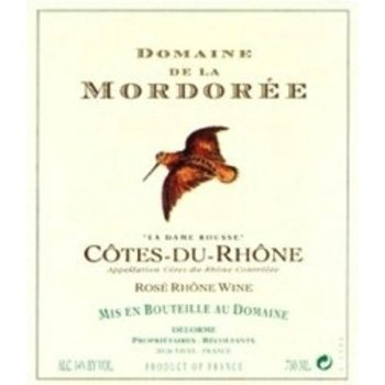 Dm Mordoree Domaine De La Mordoree Cote-Du-Rhone Rose 2017<br />
