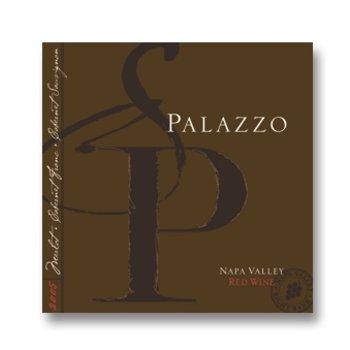Palazzo Palazzo Proprietary Red 2010 Napa, California   1.5 Liter<br /> 96pts-WA