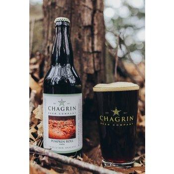 Chagrin Brewing Company Chagrin Brewing Company Pumpkin Roll Porte <br /> Charin Falls, Ohio  22oz