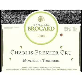 Brocard Jean-Marc Brocard Chablis Premier Cru Montee de Tonnerre 2015   Burgundy, France
