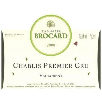 Brocard Domaine Jean-Marc Brocard &quot;Vaulorent&quot; Chablis 1er Cru 2015 <br /> Burgundy, France  <br /> 91pts-V, 90pts-WA