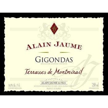 Alain Jaume Alain Jaume Terrasses de Montmirail Gigondas 2014 <br /> Rhone, France