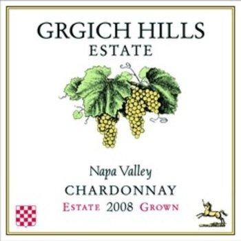 Grgich Hills Grgich HIlls Chardonnay Estate 2014-Organic<br />Napa, California