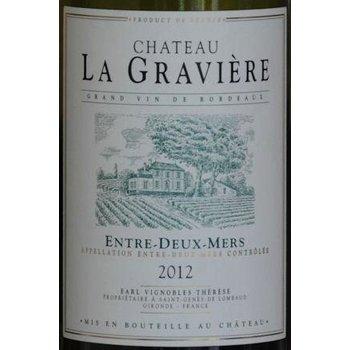 Ch La Graviere Ch La Graviere Blanc 2016<br />Bordeaux, France
