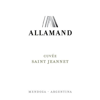 Allamand Allamand Cuvee St. Jeannet 2015 Mendoza, Argentina