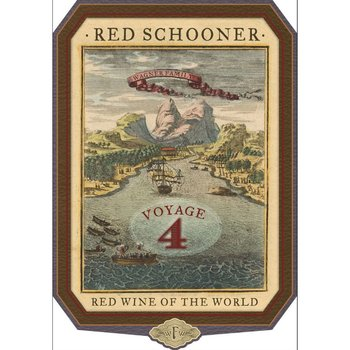 Caymus Charlie Wagner Red Schooner 'Voyage 4' Red Wine of the World Argentina