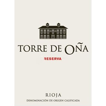 La Rioja Alta La Rioja Alta Rioja Torre de Ona Reserva 2012<br /> Rioja, Spain